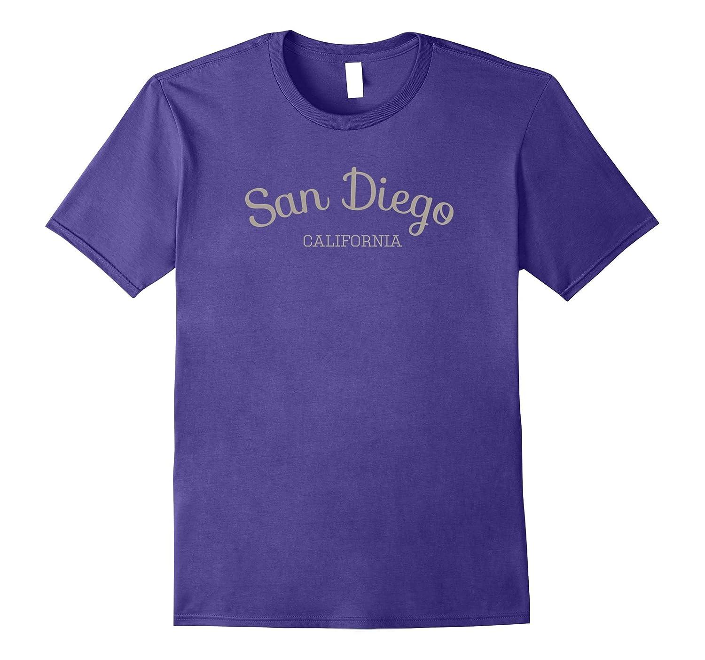 San Diego California Vintage T-Shirt Stylish City Pride Tee-Vaci