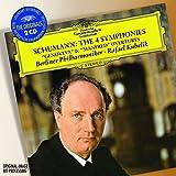 "Schumann: The 4 Symphonies; Overtures Opp.81 ""Genoveva"" & 115 ""Manfred"" (DG The Originals)"