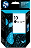 HP 10 Schwarz Original Druckerpatrone für HP Business Inkjet, HP Designjet
