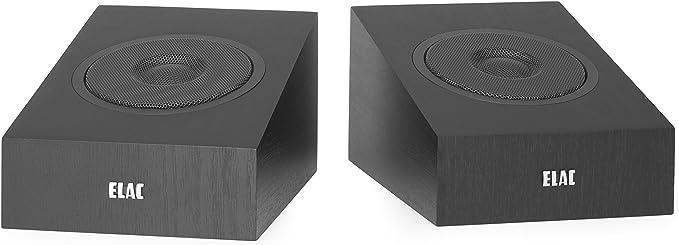 Elac Debut A4 2 Atmos Lautsprecher Schwarz Dekor Audio Hifi