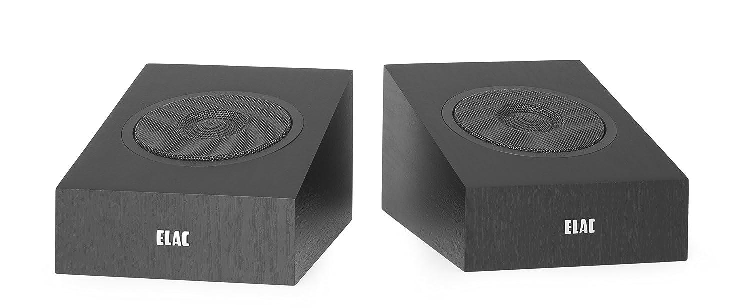 リボン平らにするスキーONKYO D-309H Dolby Atmosイネーブルドスピーカー (2台1組) ブラック D-309H(B) 【国内正規品】