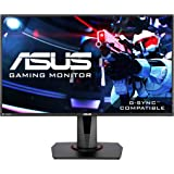 "ASUS VG278Q 27"" Full HD 1080p 144Hz 1ms Eye Care G-SYNC Compatible Adaptive Sync Gaming Monitor with DP HDMI DVI"