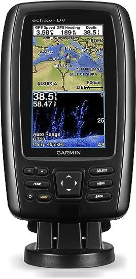 Garmin 010-01562-01 - GPS echoMAP Chirp 42dv WW Sonar con xdcr: Amazon.es: Electrónica