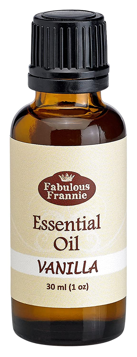Vanilla Essential Oil - 30ml Great scent for the Spa and Home