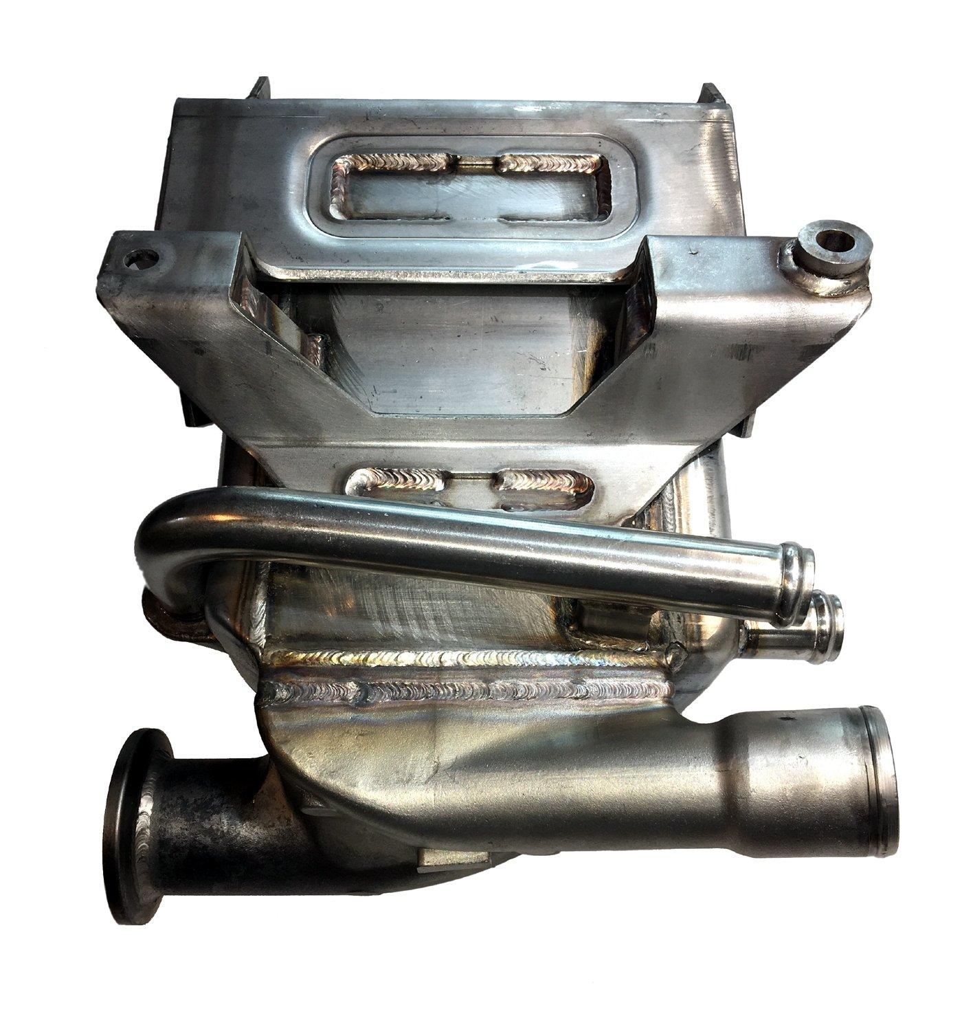 We Bench Test Diesel Egr Cooler