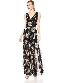 4a09153e2a05 Amazon.com: BCBGMAXAZRIA Women's Leona Asymmetrical Dress: Clothing