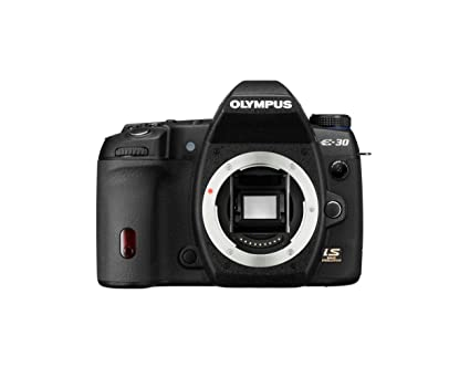 Olympus E-30 12,3MP SLR Digital con estabilización de Imagen (Solo ...