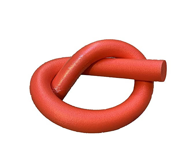 Happy Hot Tubs * Rosy Rojo * Tubo Flotador de Espuma para natación: Amazon.es: Deportes y aire libre