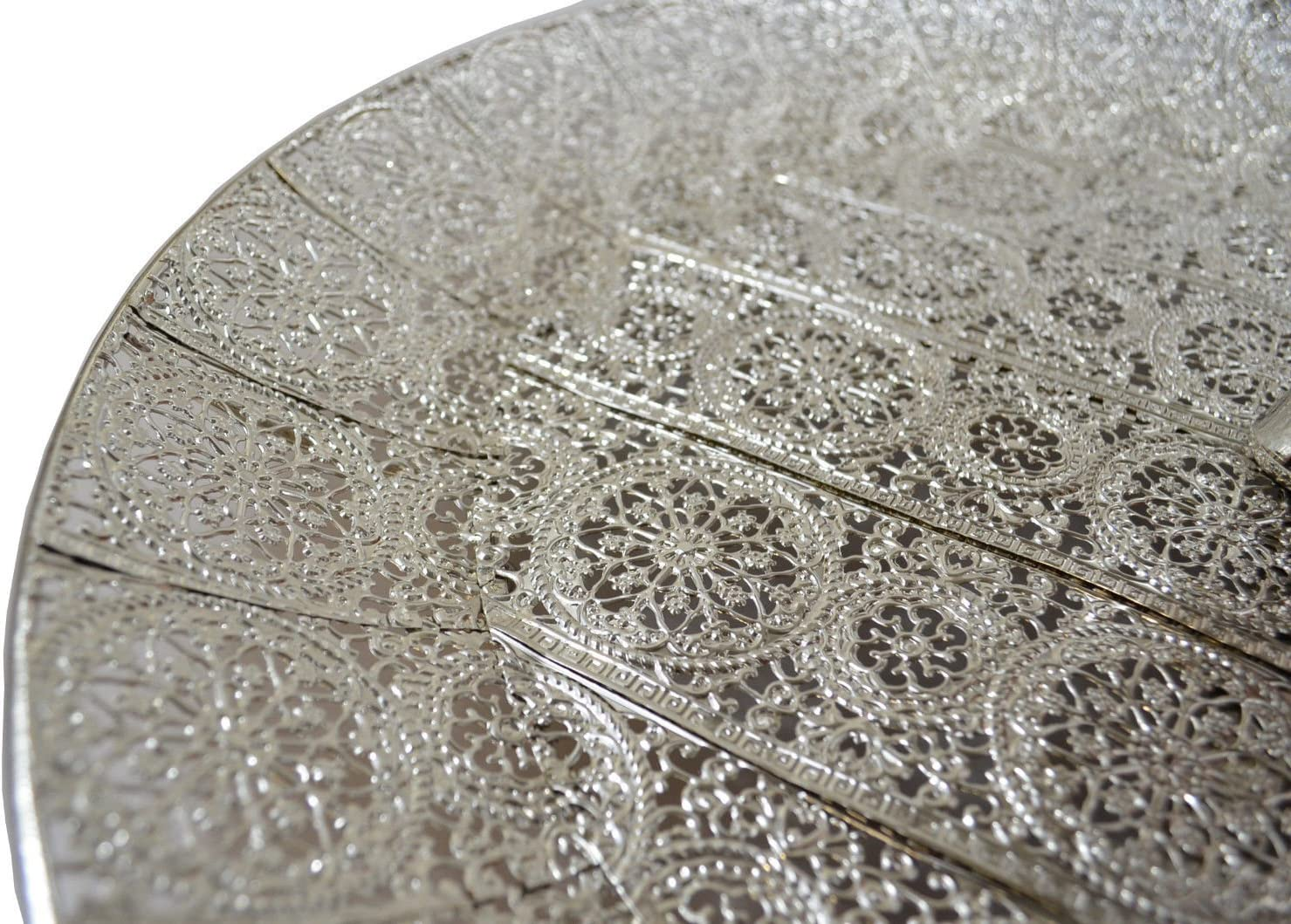 riya Etagere Glas Etagenst/änder Servierplatte Etagenplatten Etagiere 2-stufig Neu