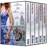 A Summons from the Duke of Danby (Regency Christmas Summons Book 2)