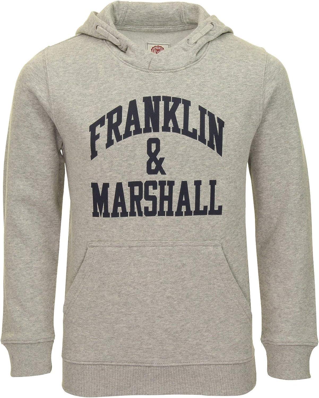 Franklin & Marshall Jeunes par la Tête Sweat Shirt à Capuche