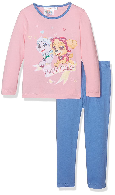 Paw Patrol Mä dchen Pyjama Set HQ2096
