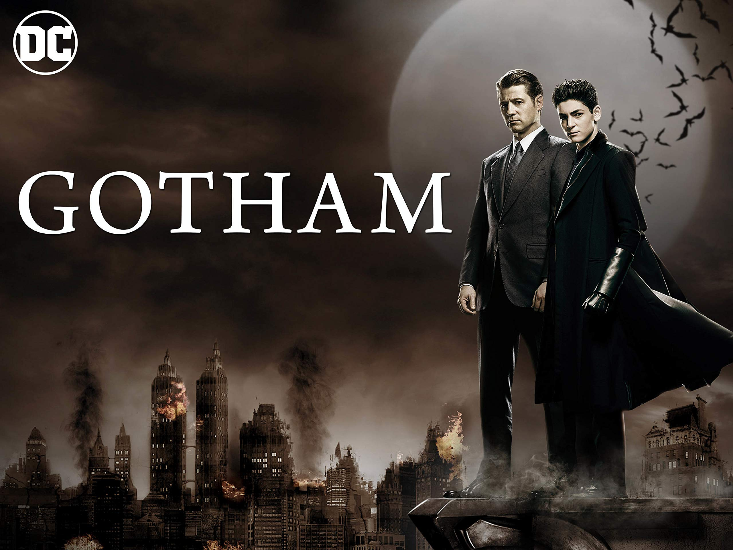 Gotham Season 5 on sale