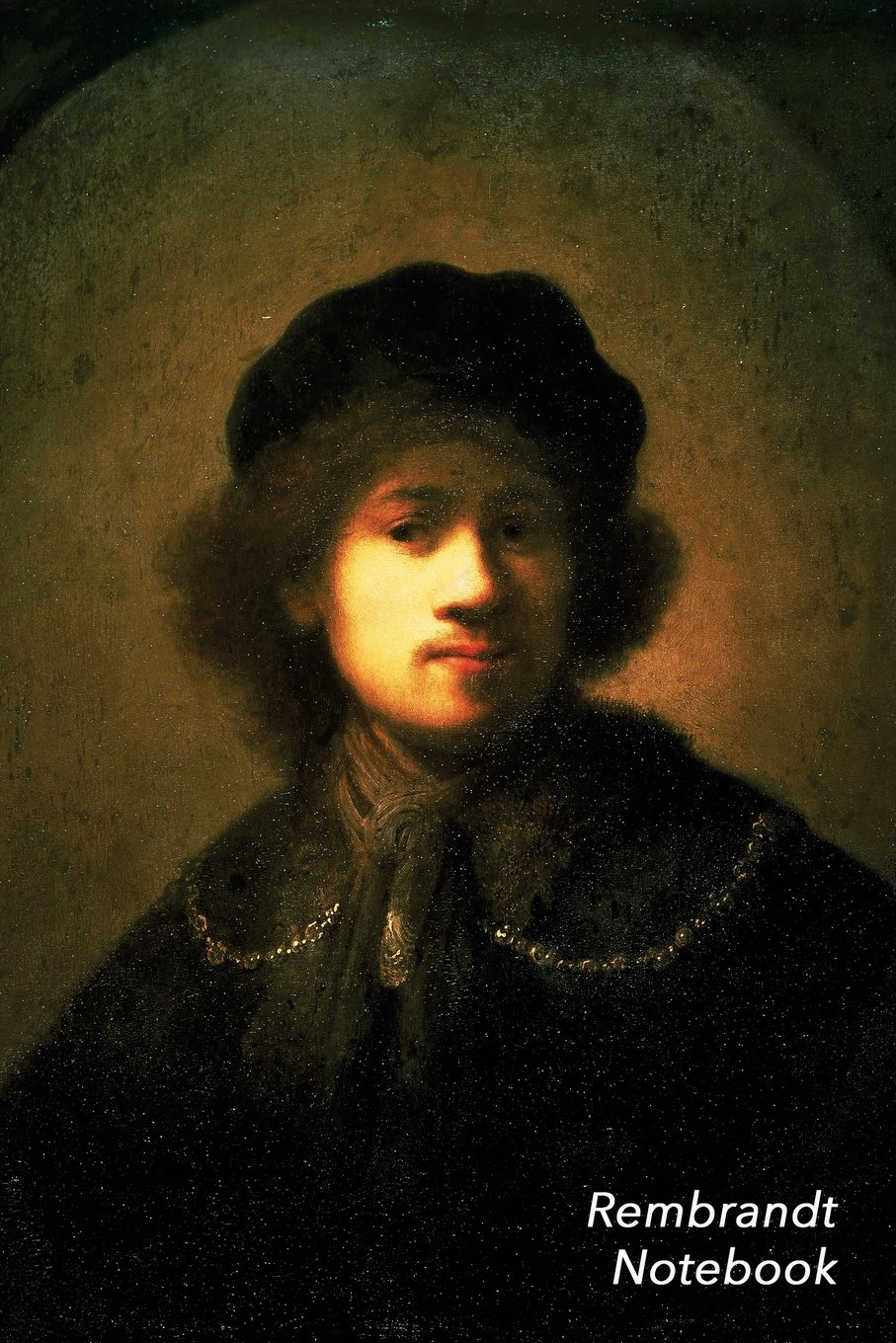 Rembrandt Notebook: Portrait of the Artist as a Young Man Journal  100-Page Beautiful Lined Art Notebook  6 X 9 Artsy Journal Notebook (Art Masterpieces) pdf epub