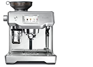 Breville-BES990BSSUSC-Fully-Automatic-Espresso-Machine