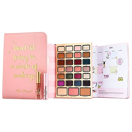 Too Faced Boss Beauty Lady Agenda – Best Year Ever 2018