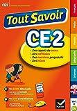 Tout Savoir CE2: Réviser toutes les matières