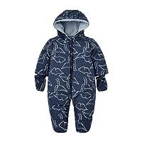 Mothercare Baby Boys Snowsuit Fleece