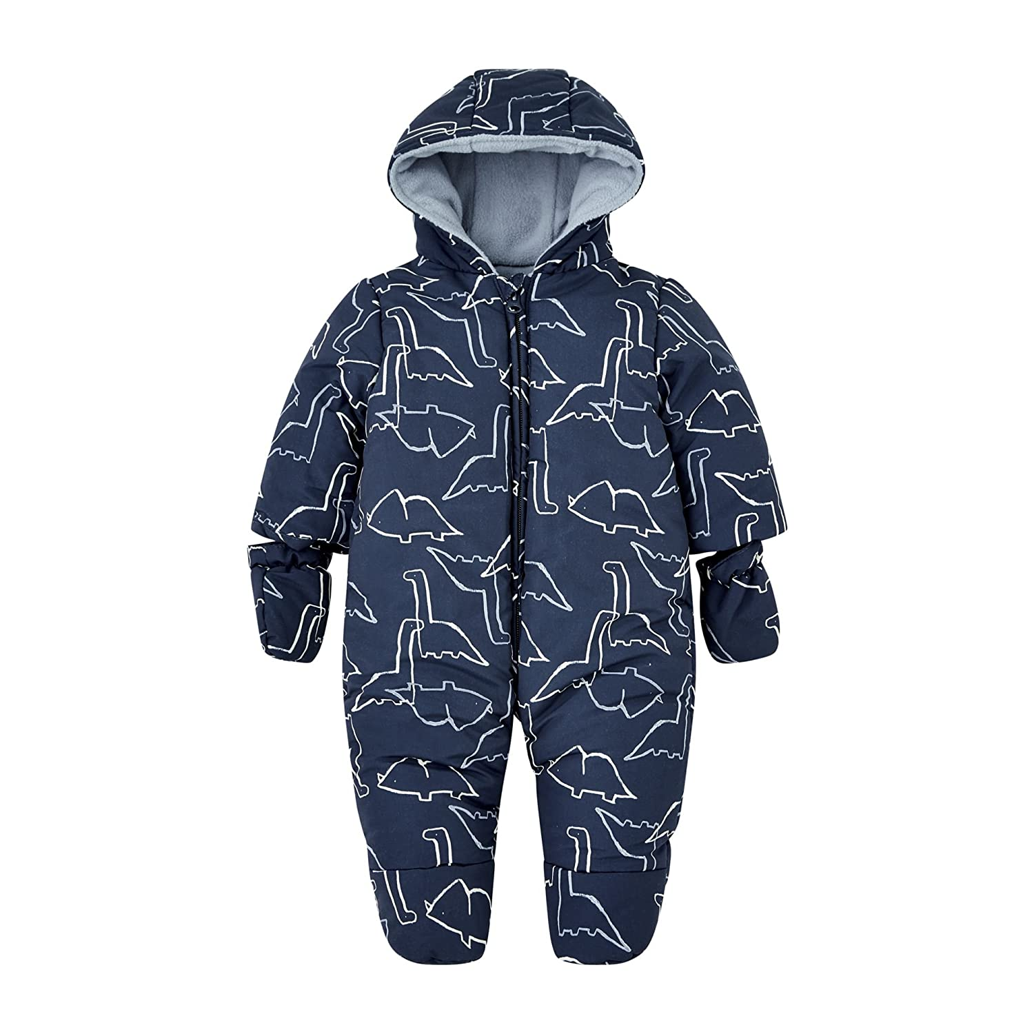 Mothercare Boys Snowsuit Fleece, Tuta da Neve Bimbo QD721