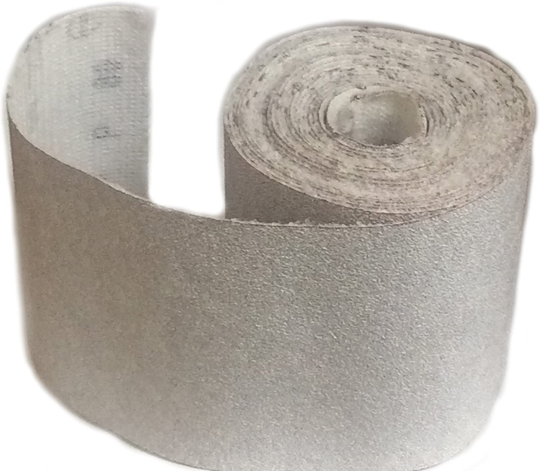5 x 8 Hole Sungold Abrasives 69517 400 Grit Kassteel Blue Hook /& Loop Stearated Aluminum Oxide C-Weight Paper Sanding Disc 100 Pack