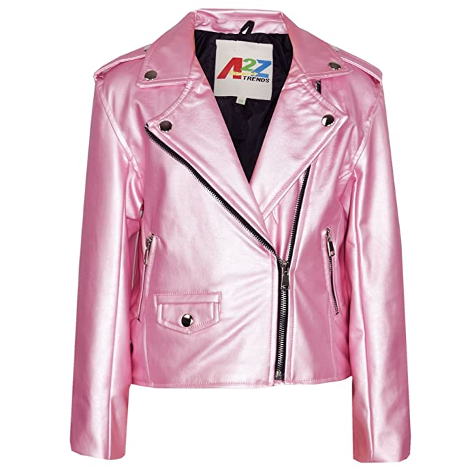 Amazon.com: A2Z 4 Kids chamarra Niñas funda de chaquetas de ...