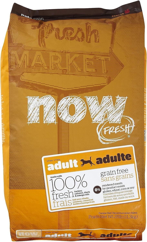 Now Fresh Grain Free Adult Dog Recipe - 25 lb