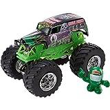 Mattel cbf32–Hot Wheels Monster Jam Grave Digger