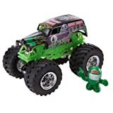 Mattel Hot Wheels Monster Jam Grave Digger CBF32