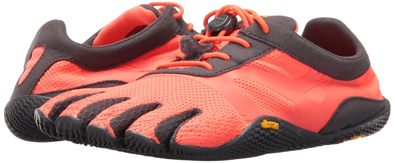 Vibram FiveFingers Damen KSO Evo Outdoor Fitnessschuhe, Coral/Grau) Orange (Fire Coral/Grau Fire Coral/Grau) Fitnessschuhe, 0eace0