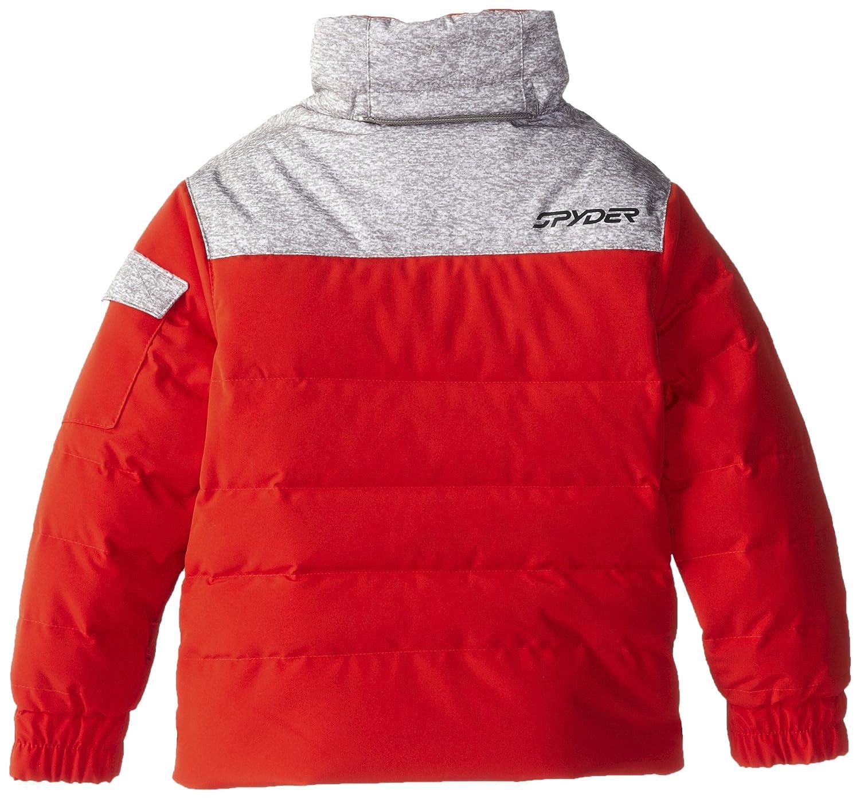 Spyder Boys Mini Clutch Jacket Spyder Active Sports Inc 145307-422