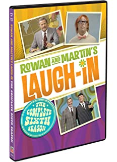 Rowan And Martinu0027s Laugh In: The Complete Sixth Season (6DVD)