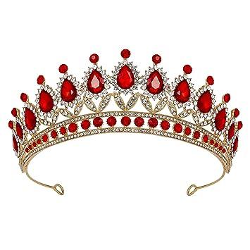 Red Crown Headband 15 Birthday Pictures Halloween Costume