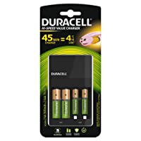 Duracell S514 Charger 45 Minutes CEF14 2AA2AAA