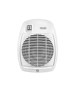 DeLonghi HVA0220 - Termoventilador vertical, 2000 W, termostato de seguridad, con asa,
