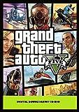 Grand Theft Auto V - PC - (ROCKSTAR SOCIAL CLUB DOWNLOAD CODE-NO CD/DVD)