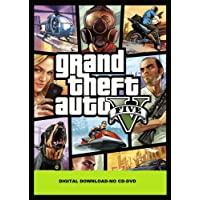 Grand Theft Auto V - PC - (ROCKSTAR SOCIAL CLUB DOWNLOAD CODE-NO CD/DVD)
