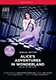 Talbot: Alice In Wonderland [Barry Wordsworth, Lauren Cuthbertson, Sergei Polunin] [Opus Arte DVD] [2014] [NTSC]