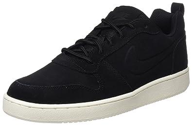 big sale defee ad933 Nike - Court Borough Low Prem - 844881007 - Color Black - Size 9.5