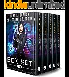 Piper & Payne Supernatural Thriller Box Set (Books 1 - 5) (Netherworld Paranormal Police Department Box Sets)