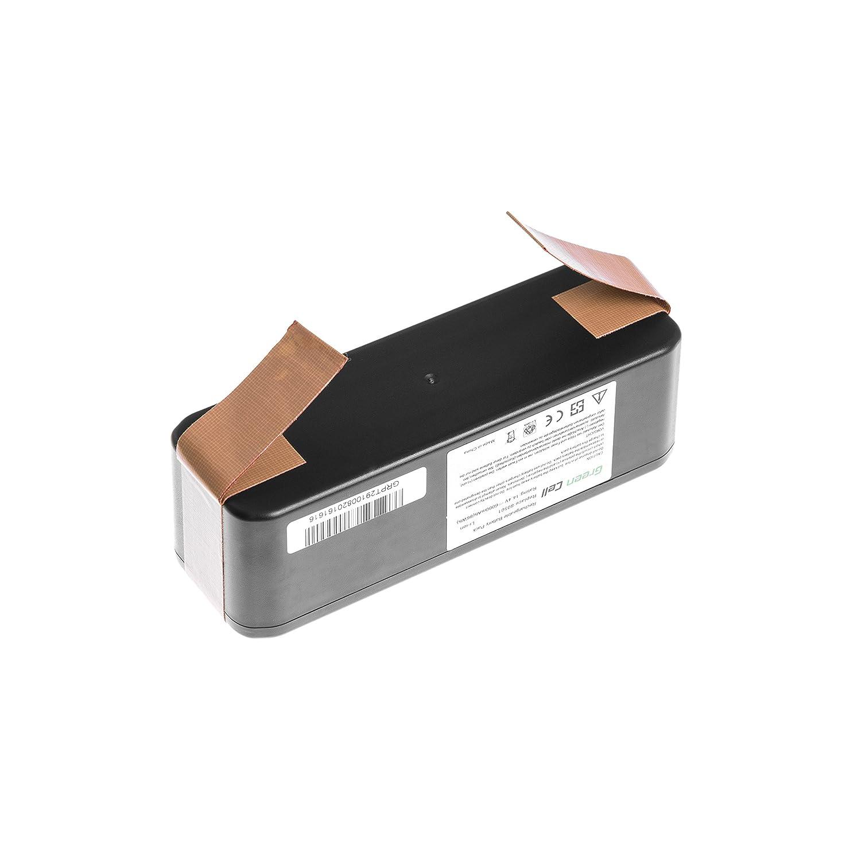 Green Cell® Batería de Aspirador para iRobot Roomba 696 (Li-Ion celdas 6Ah 14.4V) : Amazon.es: Hogar