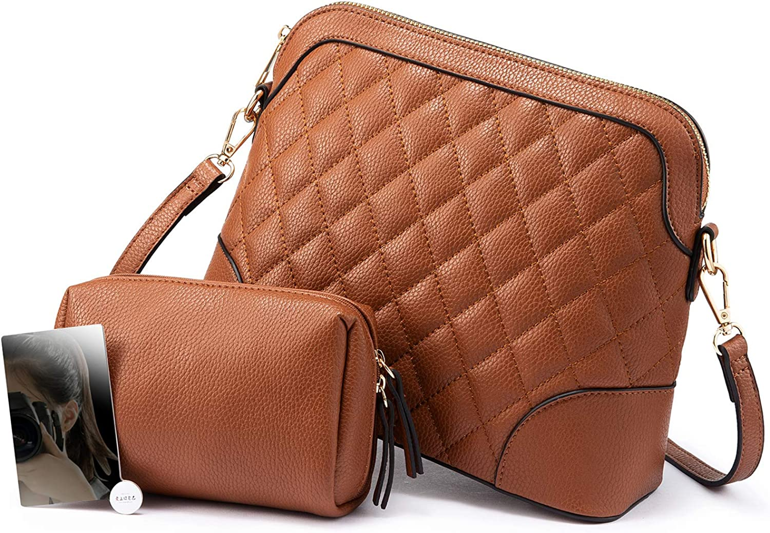 Leather Crossbody Bags...