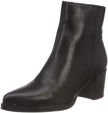 Buffalo Damen Arona Nappa Leather Stiefeletten, Schwarz (Black 01 00), 40 EU d7ff72dc67