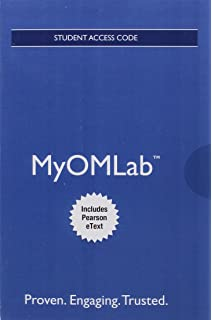 Operations management sustainability and supply chain management myomlab with pearson etext access card for operations management sustainability and fandeluxe Choice Image