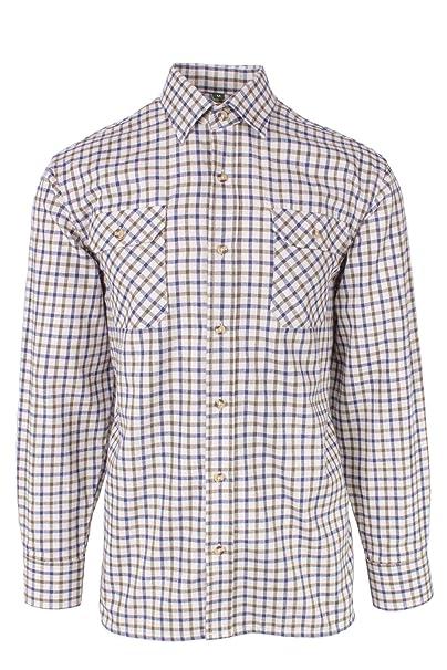 Fenside Country Clothing - Camisa Casual - para Hombre  Amazon.es  Ropa y  accesorios d60fbf622c3