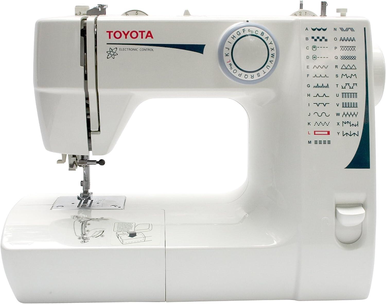 Toyota FSG325 Máquina de Coser: Amazon.es: Hogar