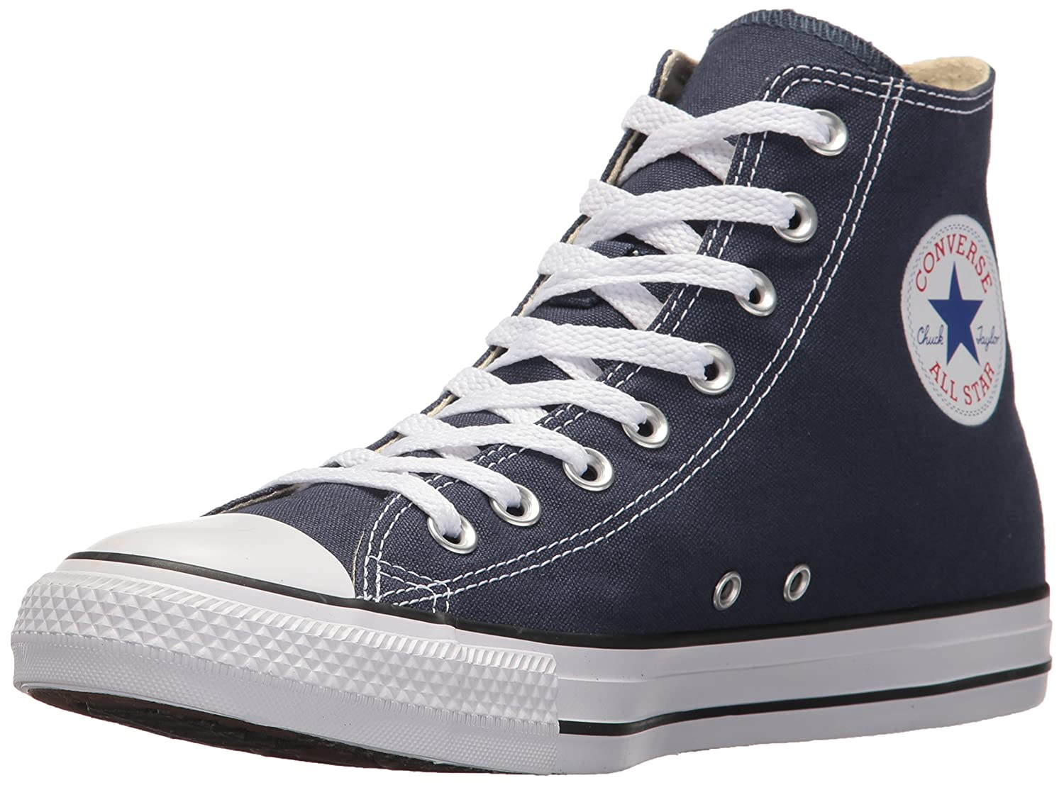 Converse AS Hi Can charcoal 1J793 Unisex-Erwachsene Sneaker  10.5 US Women / 8.5 US Men|Navy