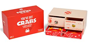 You've Got Crabs: A Card Game From the Creators of Exploding Kittens