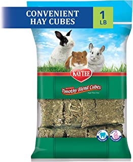 product image for Kaytee Timothy Hay Blend Cubes 1 pound