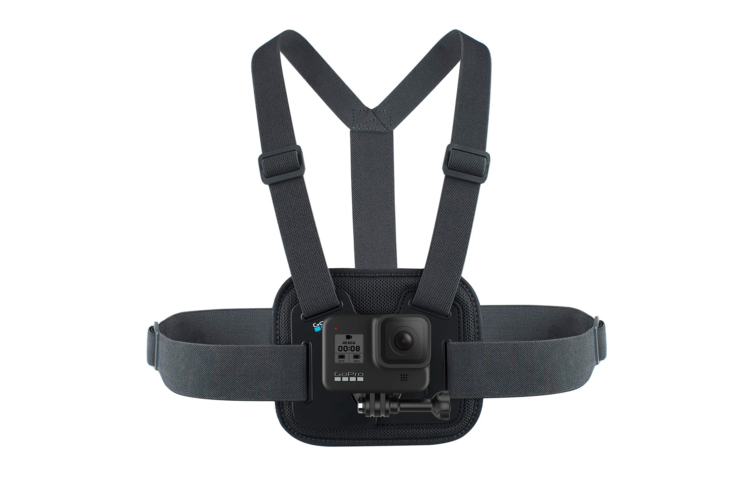 GoPro Chest Mount Harness (All GoPro Cameras) - Official GoPro Mount by GoPro