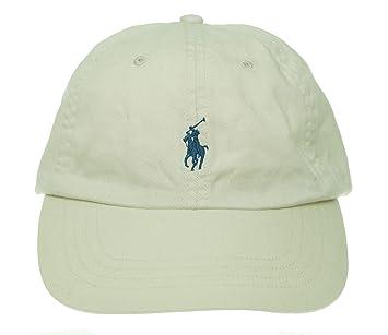 Polo Ralph Lauren hombres/mujeres gorra logotipo caballo/ajustable: Amazon.es: Deportes y aire libre